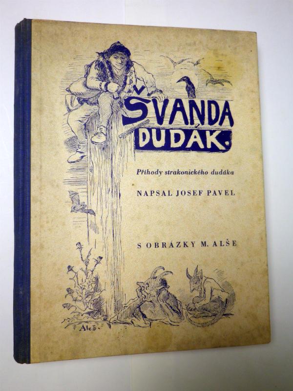 Josef Pavel ŠVANDA DUDÁK