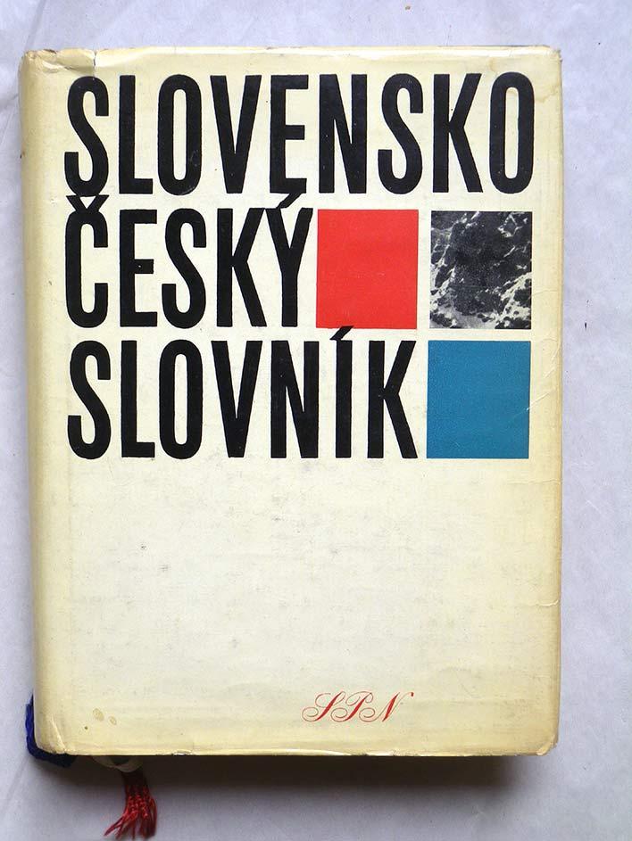 Gašparíková Kamiš SLOVENSKO ČESKÝ SLOVNÍK
