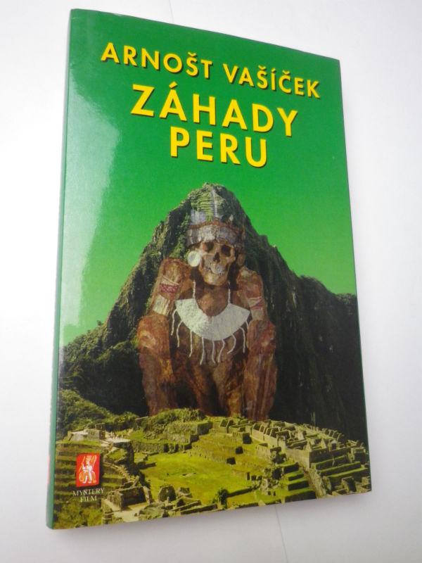 Arnošt Vašíček ZÁHADY PERU