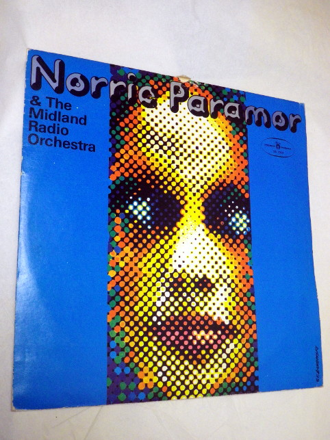 NORRIE PARAMOR & THE MIDLAND RADIO ORCHESTRA LP