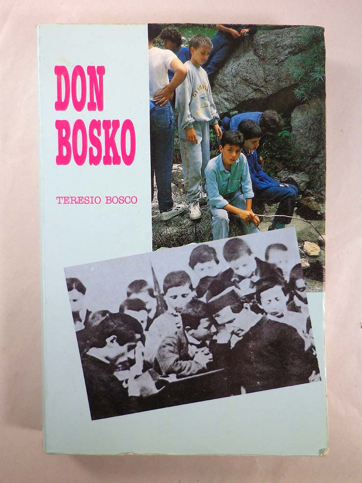 Teresio Bosco DON BOSKO