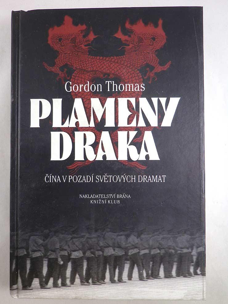 Gordon Thomas PLAMENY DRAKA