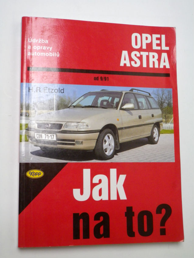 H. R. Etzold OPEL ASTRA JAK NA TO?