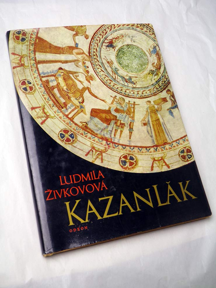 Ludmila Živkovová KAZANLAK