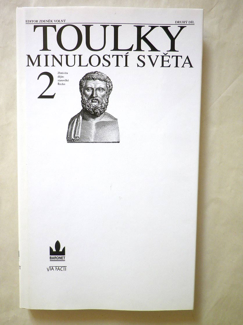 Zdeněk Volný TOULKY MINULOSTÍ SVĚTA 2