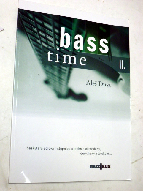 Aleš Duša BASS TIME II.