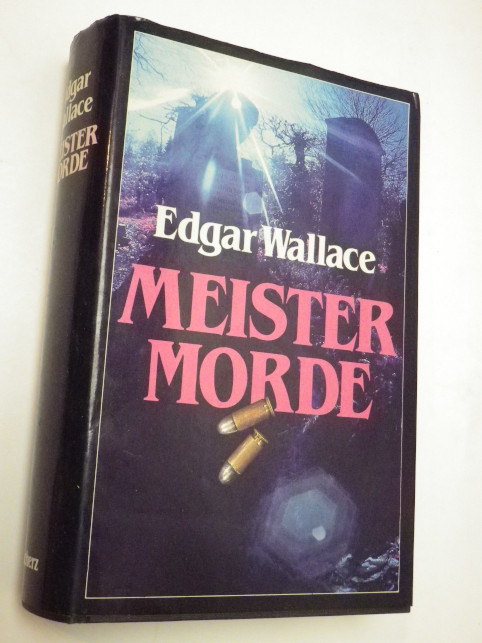 Edgar Wallace MEISTER MORD